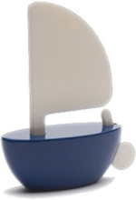 Playsam - Sailboat - Blå/Vit, Playsam