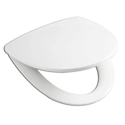 Ifø Sign toiletsæde med softclose i hvid