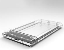 """2,5"""" Harddisckabinet USB 3.0 - Klar"""