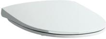 Laufen Pro-N toiletsæde m/soft close, hvid, topmonteret