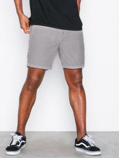 Topman Corduroy Shorts Shorts Grey