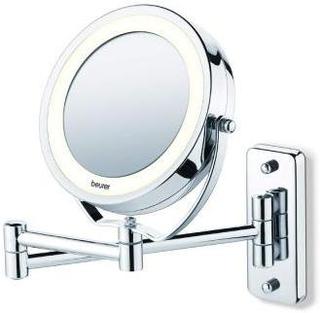 Belyst Kosmetikspejl med vægophæng Beurer BS 59
