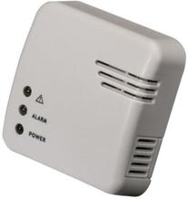 Life Gasalarm 230V/12V, Hvid