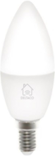 SMART HOME LED light E14 WiFI 5W 2700K