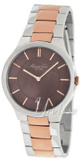 Kenneth Cole KC4829 Slim Brun/Stål Ø37 mm