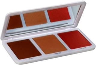Models Own Sculpt & Glow Contour Palette Makeup Medium/Tan