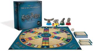 Harry Potter Sällskapsspel - Trivial Pursuit Ultimate Edition