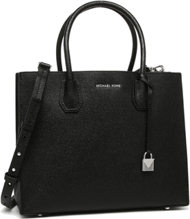 Michael Kors Mercer Tote Black