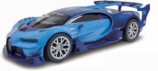 Fjernstyrt Bugatti Vision GT - Radio-kontrollerte biler 41634