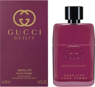 Kjøp Gucci Guilty Absolute Pour Femme, EdP 50 ml Gucci Parfyme Fri frakt