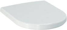 Laufen Pro toiletsæde m/soft close & quick-release, hvid