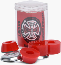 Independent - Genuine Parts Standard Cylinder Cushions Soft (88a) Red