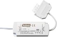 Nordtronic LED driver, 350mA, 5-16W, kan dimmas