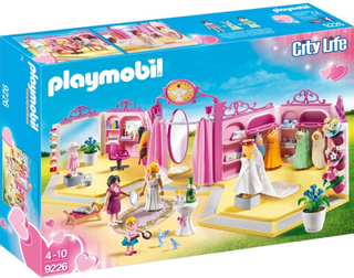 Playmobil9226, Brudbutik