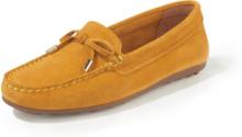 Loafers oxmocka från Peter Hahn gul