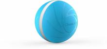 INF Wicked Ball - interaktiv leksak för hund och katt - blå