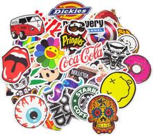 Megapack av klistermärken och dekaler