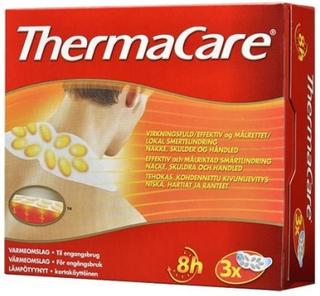 ThermaCare nakke, skuldre og håndled indh. 3 stk.