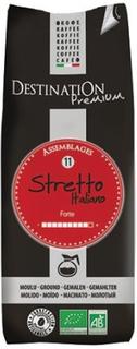 Kaffe Stretto Italiensk formalet Ø, 250 g