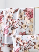 Handtuch ca. 50x100 cm Feiler mehrfarbig