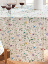 Tischläufer ca. 40x100 cm Sander mehrfarbig