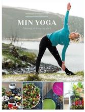 Min Yoga - næring til krop og sjæl bog Forfatter: Thorbjörg Hafsteinsdottir,