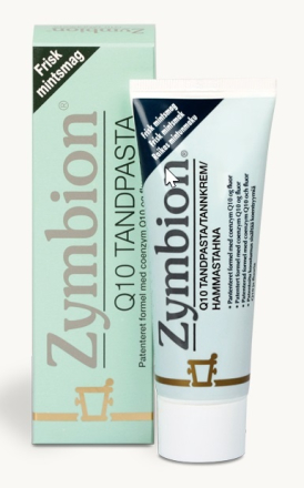 Zymbion Q10 tandpasta, 75 ml
