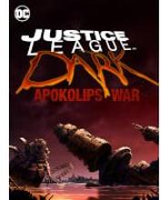 Justice League: Apokolips War-Minifig