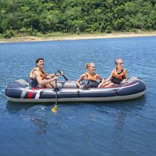 Bestway Oppblåsbar båt Hydro Force Inflatable Raft 307x126 cm