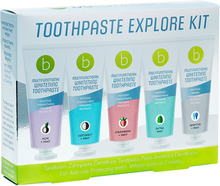 Multifunctional Whitening Toothpaste Explore Kit - 125 ml