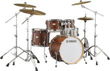 Yamaha Tour Custom Standard Drumset - Chocolate Satin