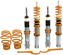 Compatible for VW Volkswagen Polo Mk3 6N2 1999 2000 2001 Coilovers Suspension Lowering Kit