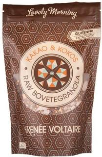 Renée Voltaire Boghvedegranola Raw Ø med Kakao og Kokos, 250 g