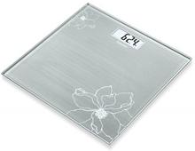 Beurer GS10 Bathroom Scale Silver 1 stk