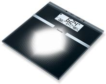 Beurer BG21 Glass Diagnostic Bathroom Scale 1 stk