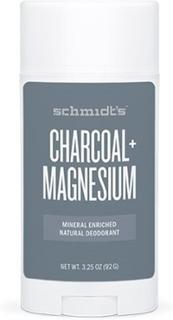 Schmidt´s Deodorant stick Magnesium + Charcoal, 92 g
