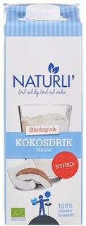 Naturli Kokosdrik Ø, 1 l