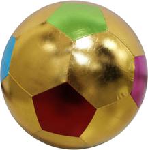 Stor Blød Metallisk Bold - Ø 45 cm