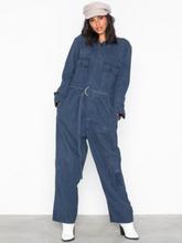 Polo Ralph Lauren Kndy Jmpst-Straight-Jumpsuit Jumpsuits
