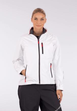 Crew Midlayer Women's Jacket Valkoinen L