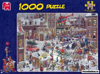 Jan Van Haasteren: Christmas (1000)