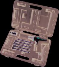Ingersoll Rand 122 MAXK Mejselhammare med snabbfäste och mejslar