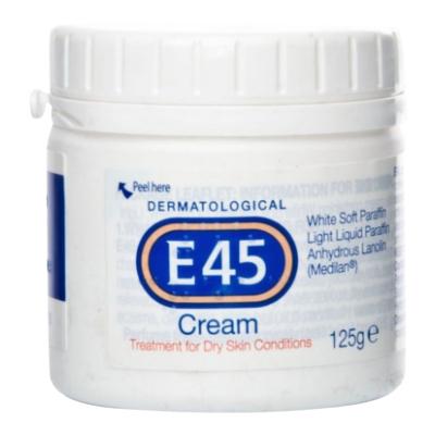 E45 Dermatological Intensivcreme Trockene Haut 125 ml