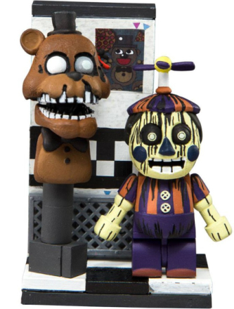 Five Nights at Freddy's - Buildable Set Phantom Balloon Boy