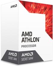 Athlon X4 950 CPU - 4 kärnor 3,5 GHz - AM4 - Boxed (PIB - med kylare)
