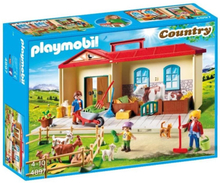 Playmobil Country, Bärbar Bondgård