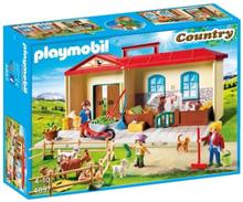 Playmobil Country, Bärbar Bondgård