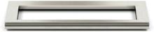 Unidrain HighLine 3910 ram till friliggande avlopp, 300 mm, höjd 12 mm