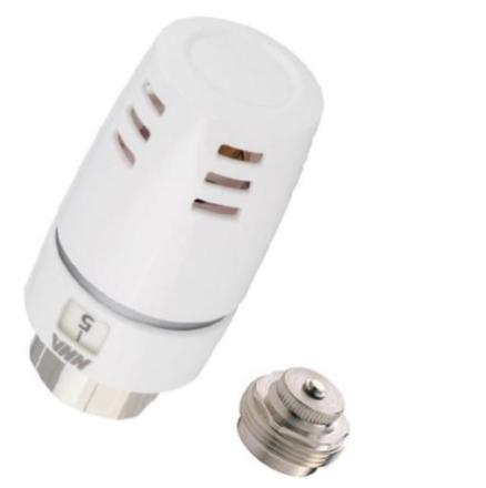 MMA Evosense AD termostat m/NTI adapter