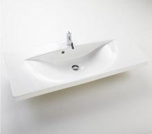 Dansani Andante Porcelænsvask 1044x484 mm, Hvid